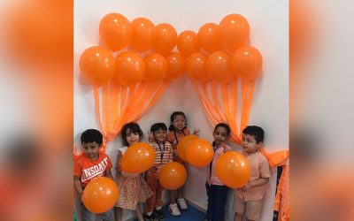 City School Students Celebrated Orange Day!